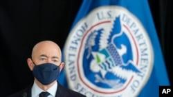 Міністр внутрішньої безпеки США Алехандро Майоркас