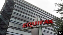 FILE - Equifax Inc., offices in Atlanta, July 21, 2012.