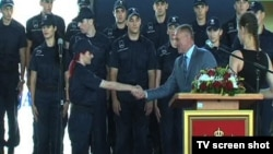 Obeležavanje 10. godišnjice Policijske Akademije u Crnoj Gori, 7. jul 2016.