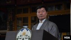 藏人行政中央司政洛桑森格