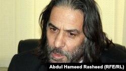 نصرالله ستانکزی، مشاور پیشین حقوقی رئیس جمهور افغانستان