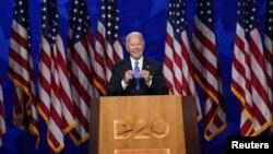 Demokrat Parti Başkan Adayı Joe Biden