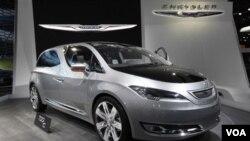 Entre los grandes fabricantes estadounidenses la compañía Chrysler fue la más favorecida.