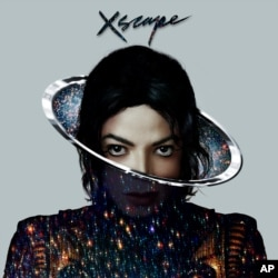 """This CD cover image released by Epic shows """"Xscape,"""" a release by Michael Jackson."""