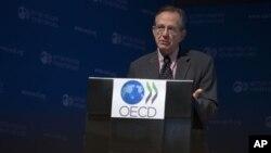 Ведущий экономист ОЭСР Пьер Карло Падоан (архивное фото)