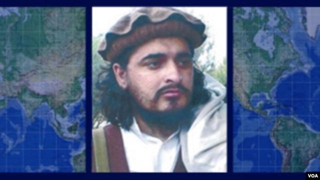 Thủ lãnh Taliban Hakimullah Mehsud