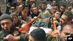 اسرائیلی فضائی حملے میں فلسطینی عسکریت پسند ہلاک