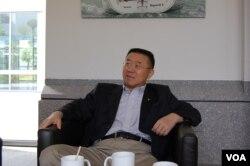中欧国际工商学院副教务长陈世敏 (美国之音林森)