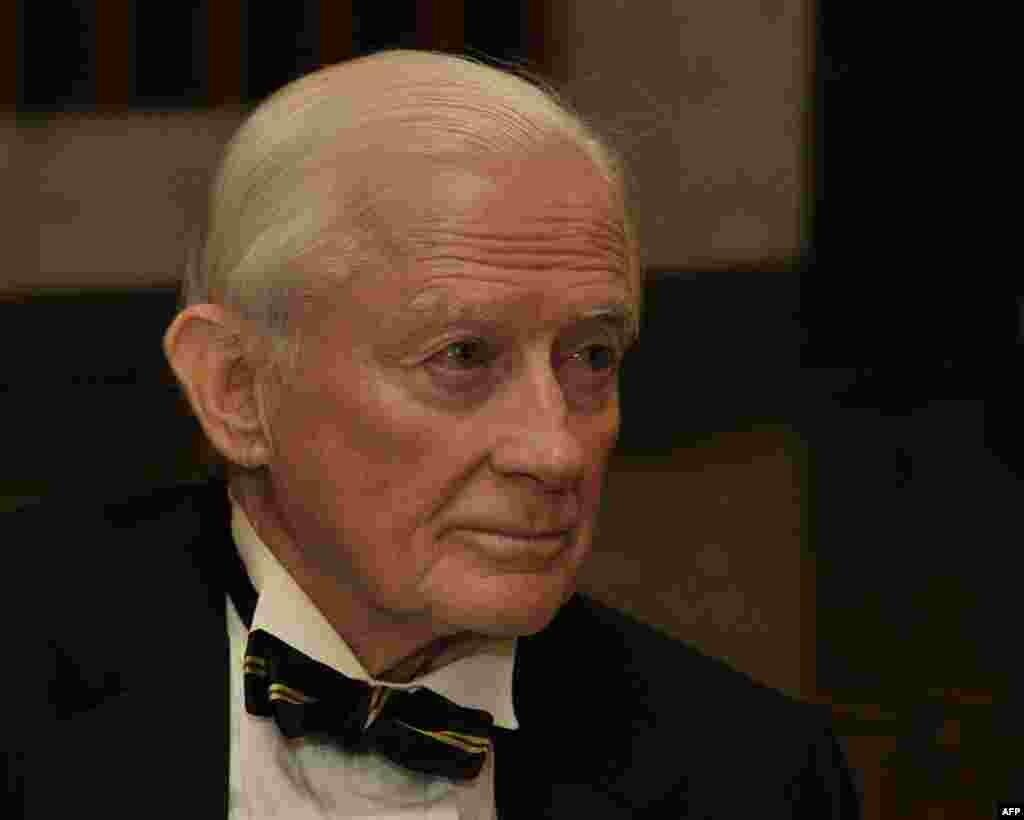 Председатель Фонда американо-российского культурного сотрудничества Джеймс Саймингтон