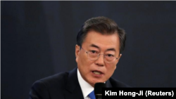 Moon Jae-in, presidente sul-coreano