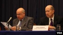 El secretario general de la OEA, José Miguel Insulza, dijo que el problema de las drogas es un problema multinacional.