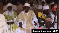 Sarakuna da shugabannin addinin musulunci a jihar Adamawa