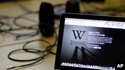 Larangan pemerintah Turki selama dua tahun terhadap ensiklopedia online Wikipedia, dianggap sebagai pelanggaran atas kebebasan menyampaikan pendapat. (Foto: ilustrasi).