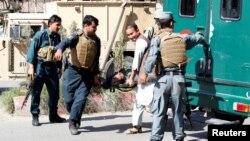 حمله به نیروهای پلیس در افغانستان، آرشیو.