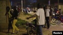 """En images : attaque """"terroriste"""" à Ouagadougou"""