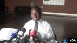 Mfuka Muzemba, líder da JURA foi suspenso por dois anos