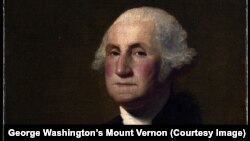 George Washington President Man Myth