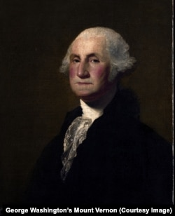George Washington portrait by Gilbert Stuart