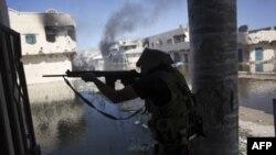 В Триполи идет перестрелка