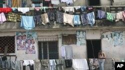 Casas degradadas