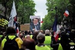 Протести «жовтих жилетів» у Франції