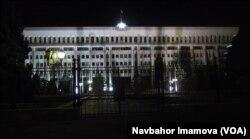 Qirg'iziston parlament - Жогорку Кеңеш - joylashgan bino, Bishkek