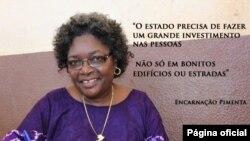 """""""Não somos um povo criminoso"""", defende a Psicóloga Clínica Encarnação Pimenta"""