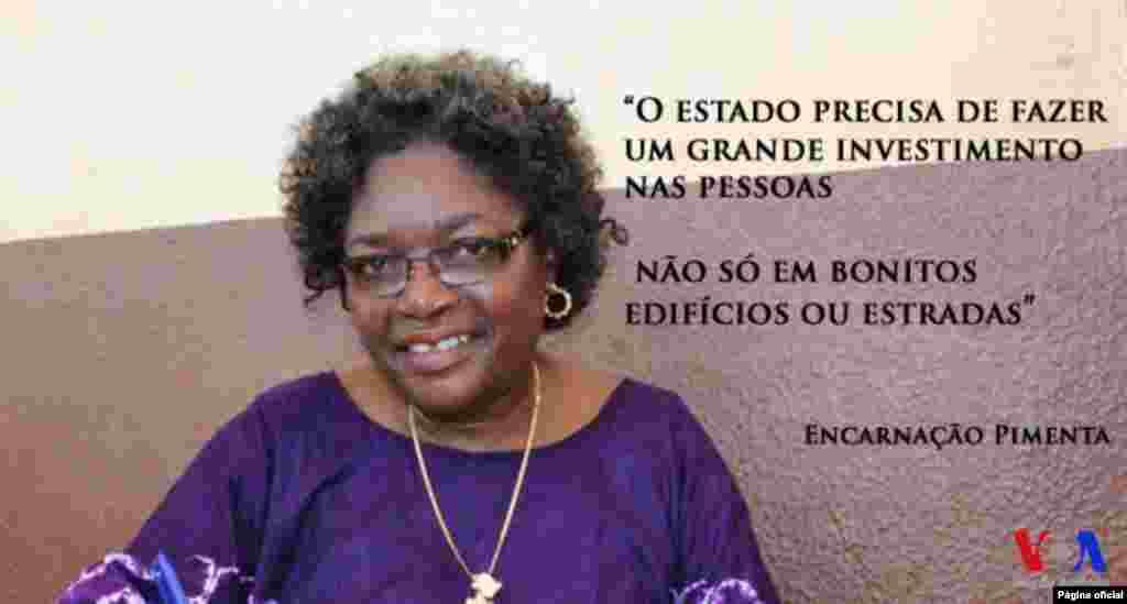 Maria Encarnação Pimenta