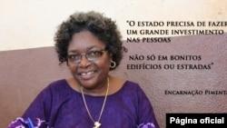 Maria Encarnação Pimenta, psióloga e escritora