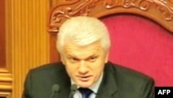 Голова ВР Володимир Литвин