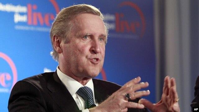 Cựu Bộ trưởng Quốc phòng dưới thời chính quyền Clinton, ông William Cohen.