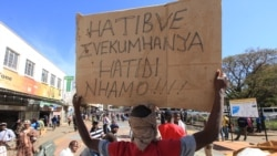 Report By Ndimyake Mwakalyelye on Citizens' Subdued Response to Current Hardhips - PT. 1