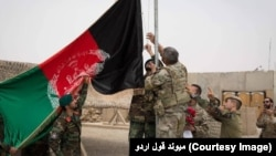 دغه اډه نن افغان ځواکونو ته وسپارل شوه