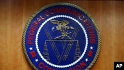 美國聯邦通訊委員會標識。