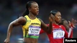 La jamaiquina Veronica Campbell-Brown busca ser la primera mujer en ganar el oro en la misma pista en tres Juegos consecutivos