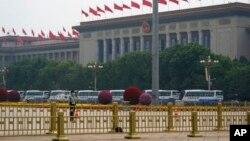 Здание китайского парламента