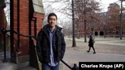 Harvard University graduate and Rhodes scholarship winner Jin Park is also a DACA recipient.