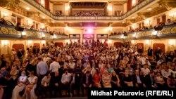 Nagrade dodijeljene u Narodnom pozorištu