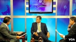 El canciller de Ecuador, Ricardo Patiño, dialogará con el encargado de la diplomacia de Estados Unidos para América Latina, Arturo Valenzuela.