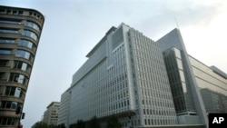 世界銀行在華盛頓的總部大樓(資料圖片)