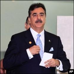 巴基斯坦總理吉拉尼