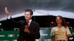 Preliminary Results: Pena Nieto Wins Mexican Presidential Election