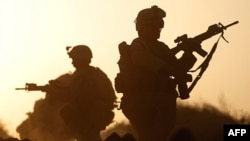 Binh sĩ Czech là một phần trong Lực lượng Hỗ trợ An ninh Quốc tế do NATO dẫn đầu
