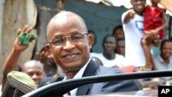 L'oppsant guinéen Cellou Dalein Diallo candidat à la présidentielle du 11 octobre