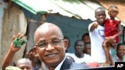 L'ancien Premier ministre Cellou Dalein Diallo donné favori pour le second tour