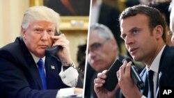 نگرانی از اقدامات ایران، موضوع مذاکره تلفنی دو رئیس جمهوری بود.