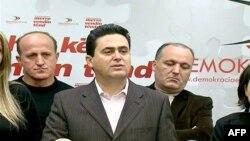 Maqedoni, Demokracia e Re njofton se do të bojkotojë Parlamentin