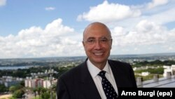 Henrique Meirelles, ministro da Fazenda do Brasil