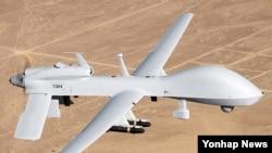美國無人機(資料照片)