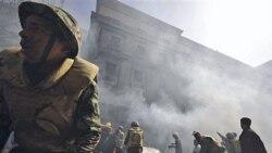 اعتراض افسران اخراجی پلیس مصر